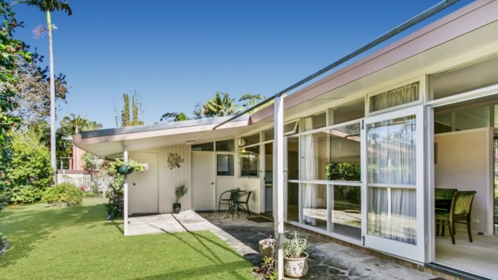 "A ""time capsule"" 1960s home at 4 Dobroyd Road, Balgowlah Heights sold for $2.45 million on Saturday."