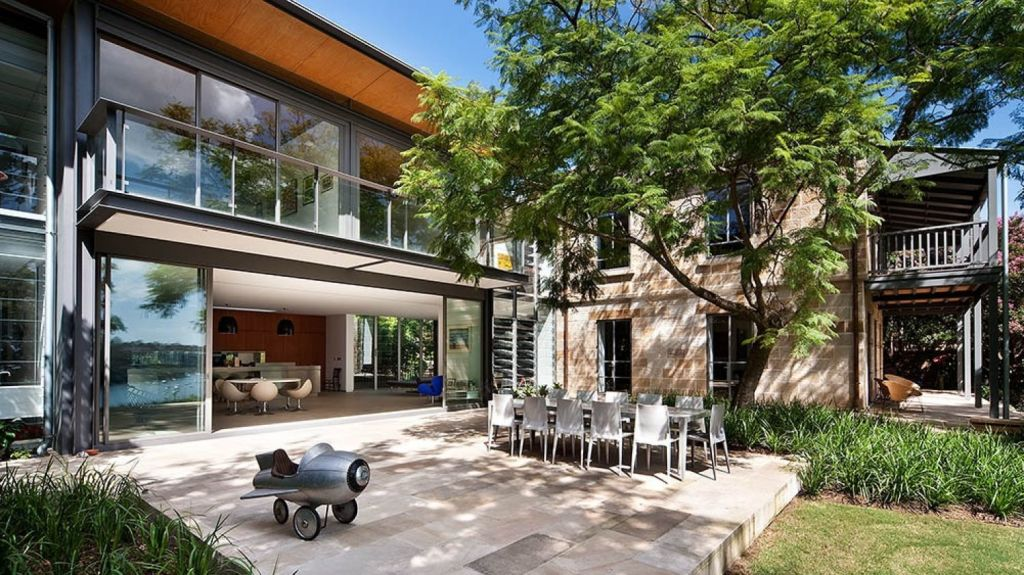 Cate Blanchett just scraped into the top 20 sales when she sold her Hunters Hill home Bulwarra for $18 million.