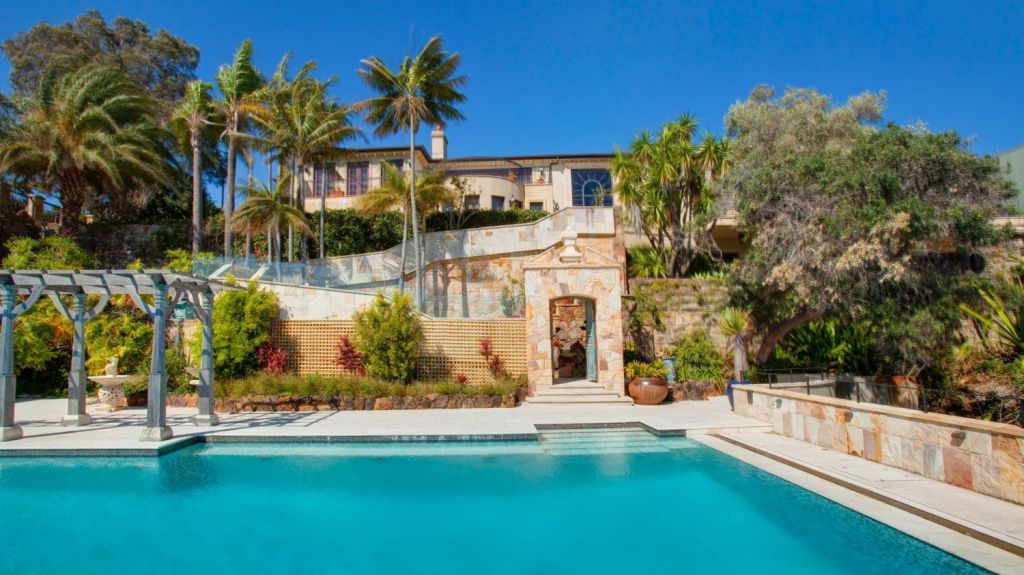 The Vaucluse residence Phoenix Acres has sold to a local for close to $67 million. Photo: Supplied
