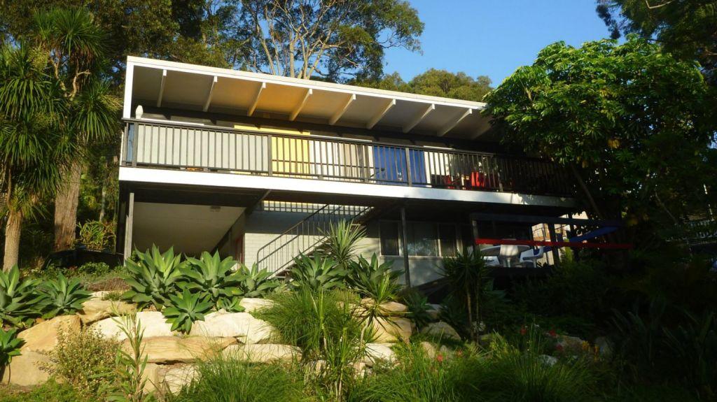The Beachcomber was designed in 1961 by modernist architect Nino Sydney. Photo: Helen Thurloe