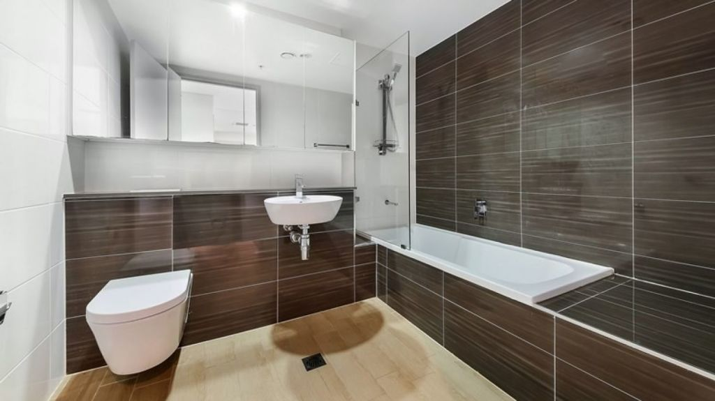 You're more likely to get a second bathroom in a two-bedroom apartment.