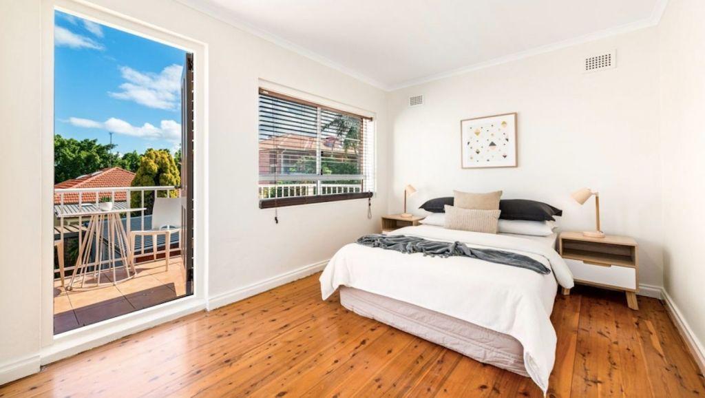 Older apartment blocks may offer better value.