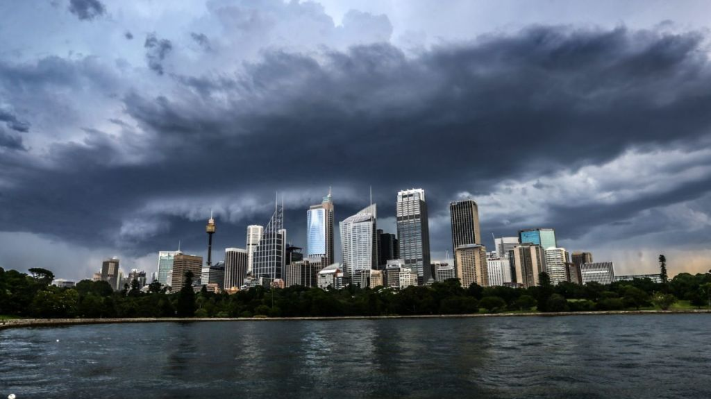 Gloomy outlook: Surveyed members of the NSW property industry expect further price falls. Photo: Dallas Kilponen