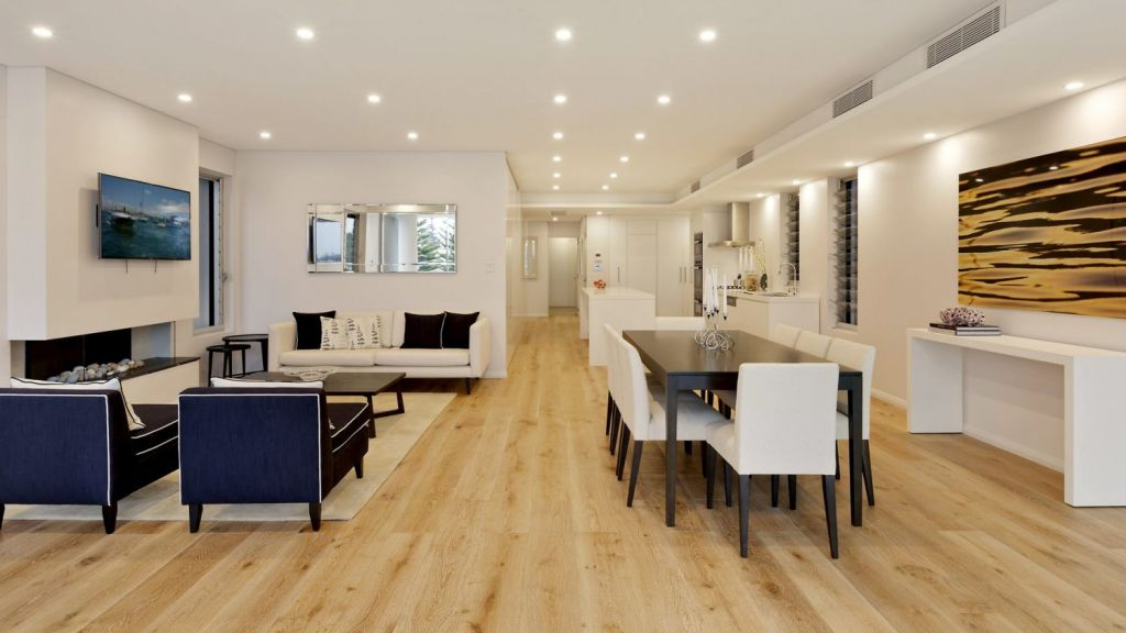Haggling might get you an upgrade, such as timber floors.