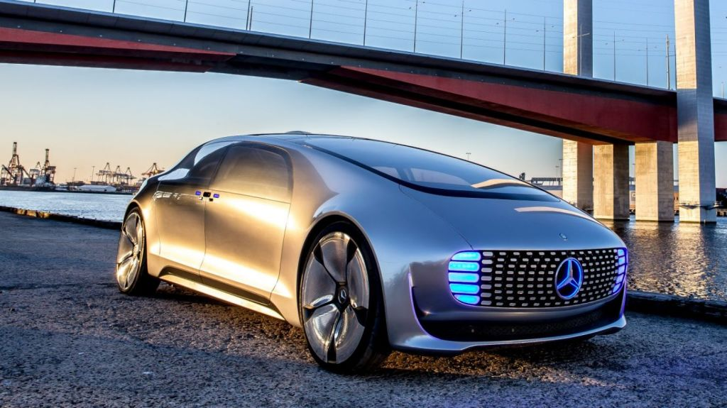 Driverless cars will be commonplace by 2048. Photo: Supplied