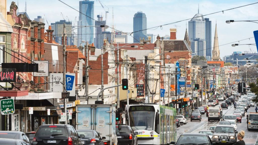 House prices in Melbourne have risen for 21 consecutive quarters. Photo: Vince Caligiuri