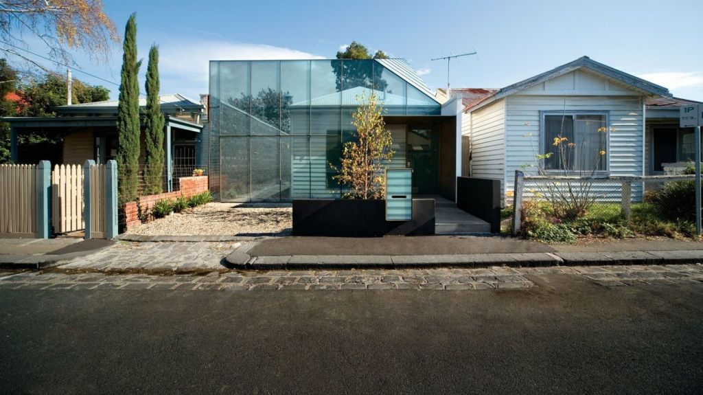 Old House in Richmond by JCB architects. Photo: John Gollings