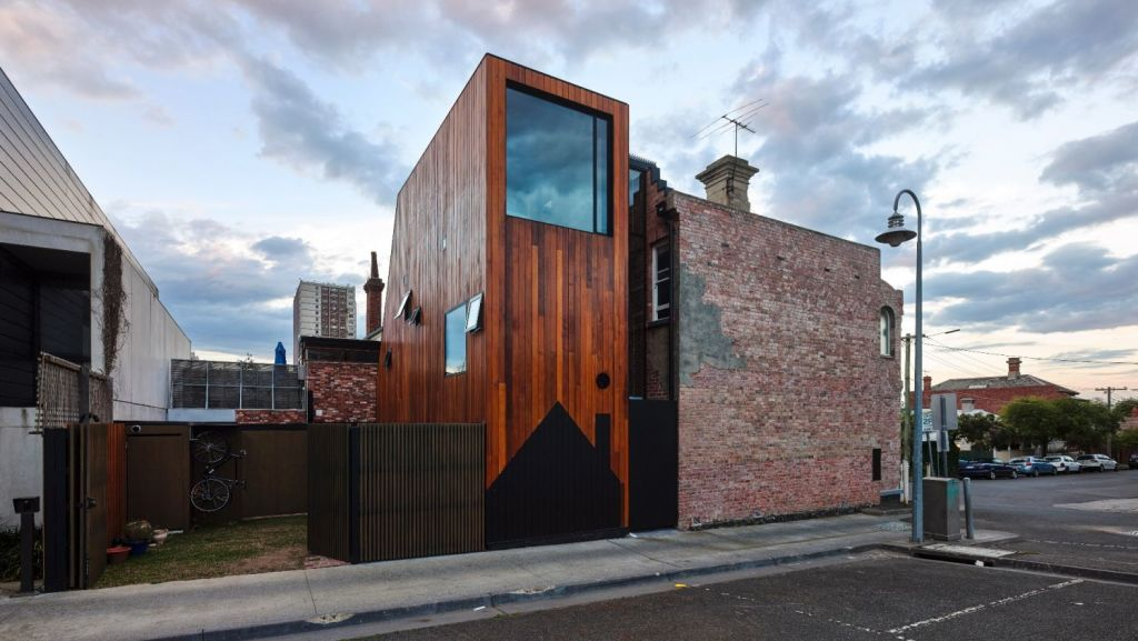 Andrew Maynard's playful House HOUSE won a major award in 2013.