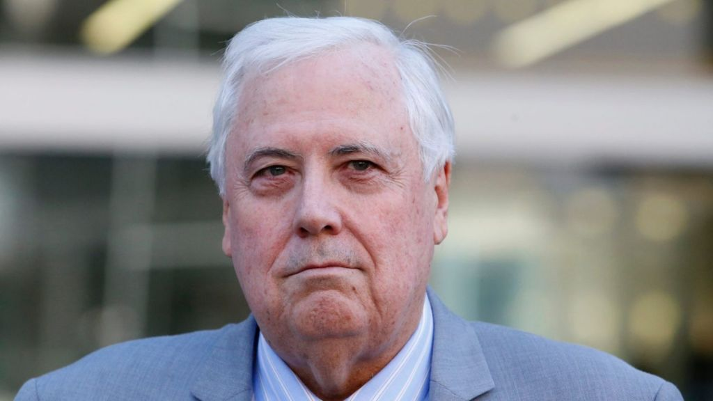 Clive Palmer has reportedly bought the Needham Street trophy home.