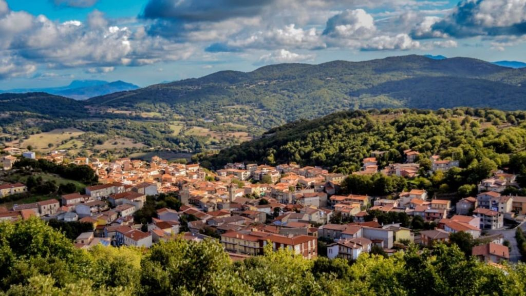 An idyllic Italian town may be saved from extinction by a bold plan from the town mayor to sell off houses for just €1 ($1.57). Photo: Michele Columbu