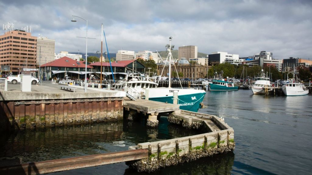 Housing affordability is a central issue in the Tasmanian election. Photo: Jim Rice