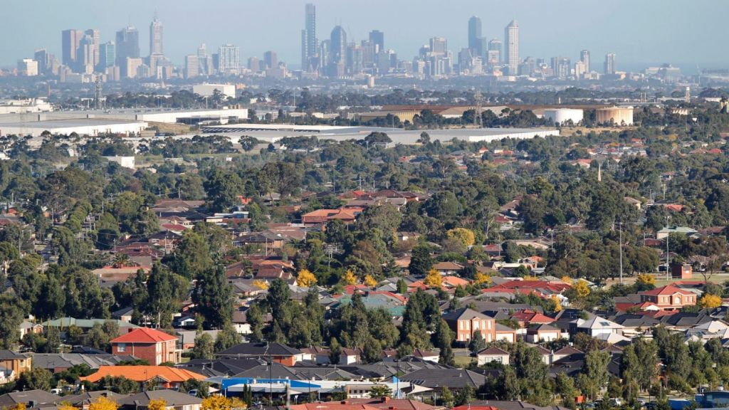13 new suburbs have cracked the $1 million median house price. Photo: Paul Rovere
