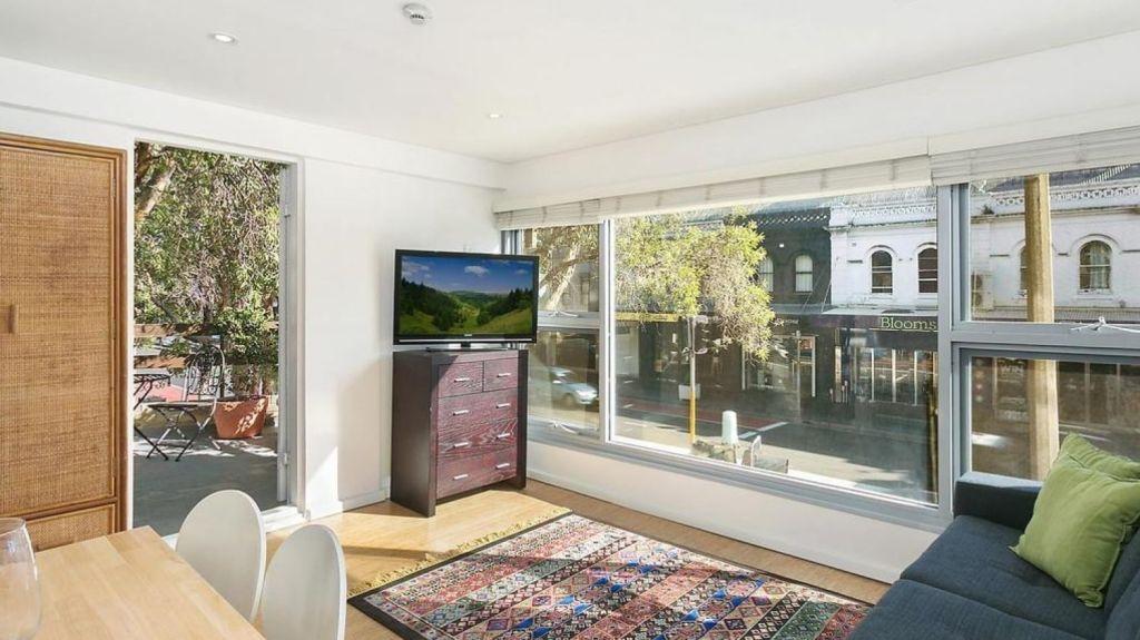 The 21-square-metre studio in Paddington sold for $506,000 or $24,000 per square metre. Photo: Supplied