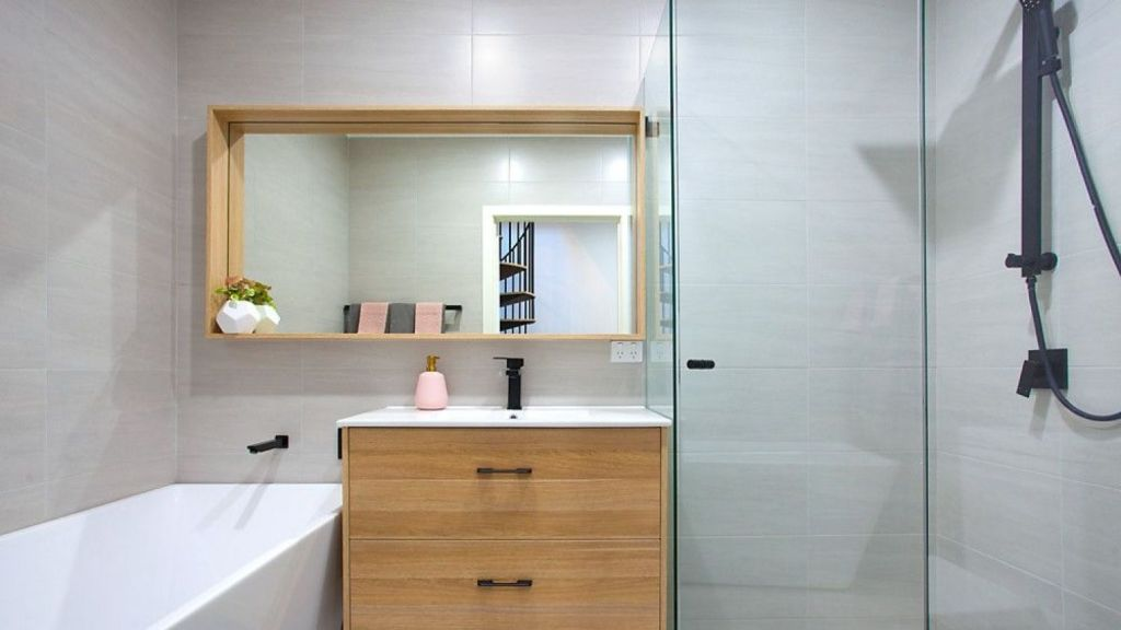 Renovating the bathroom costs more than $12,000 on average. Photo: Supplied