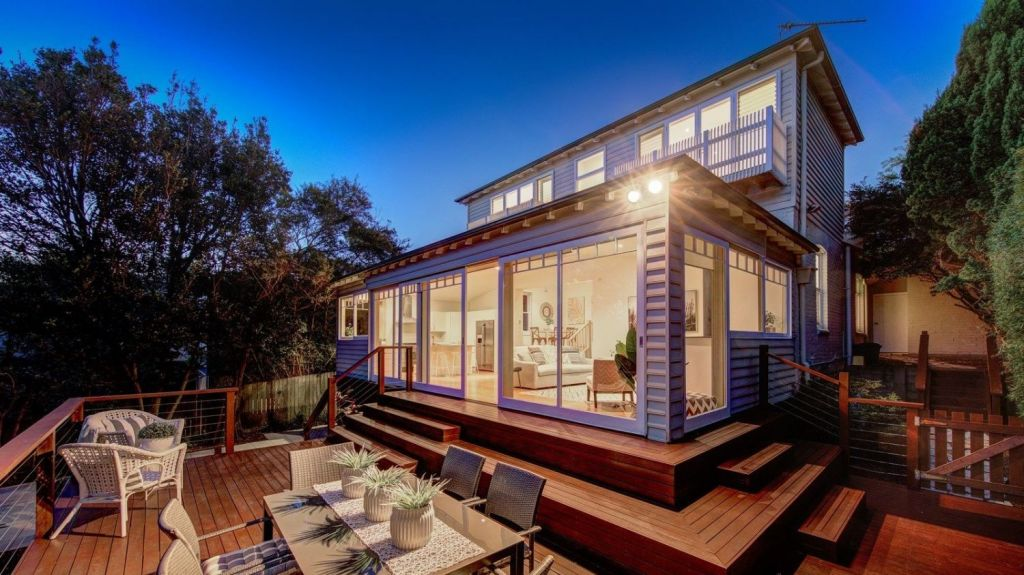 Extending a house is much more expensive than renovating within the footprint. Photo: Supplied