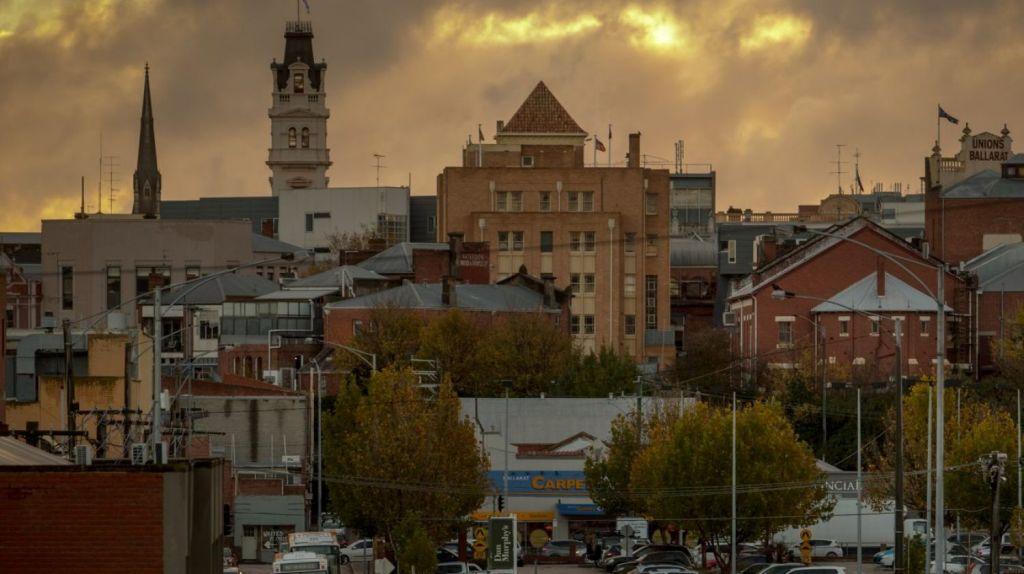 Melbourne investors are snapping up Ballarat properties sight unseen. Photo: Simon Schluter