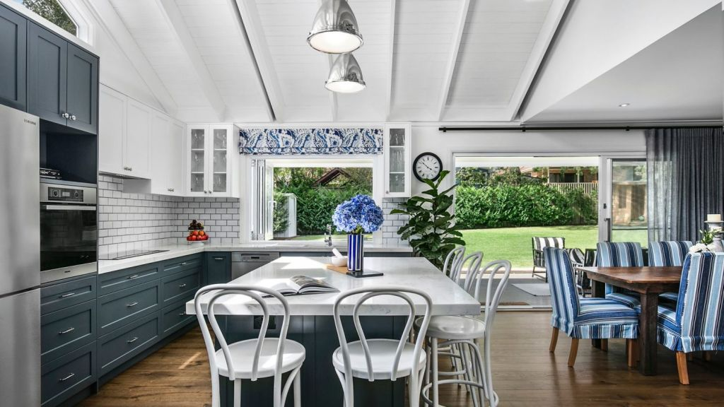 Paris says the style is prevalent in suburbs like North Balgowlah, Freshwater and Forestville. Image: 4 Angel Place, Forestville NSW. Photo: Supplied