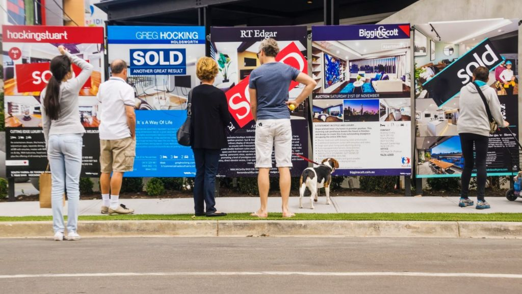 Real estate trends are shifting so having a good real estate agent is as important than ever. Photo: iStock