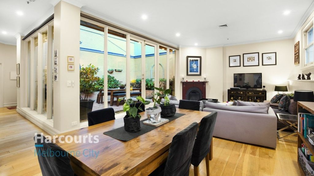 The apartment was recently a lucrative short-stay business. Photo: Harcourts