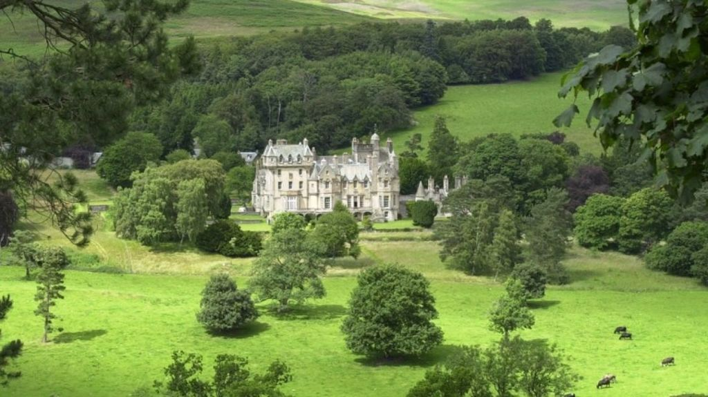 Among more than 10,000 properties worldwide is a Glen House, a Scottish country estate that can accommodate 15 guests. Photo: Thirdhome