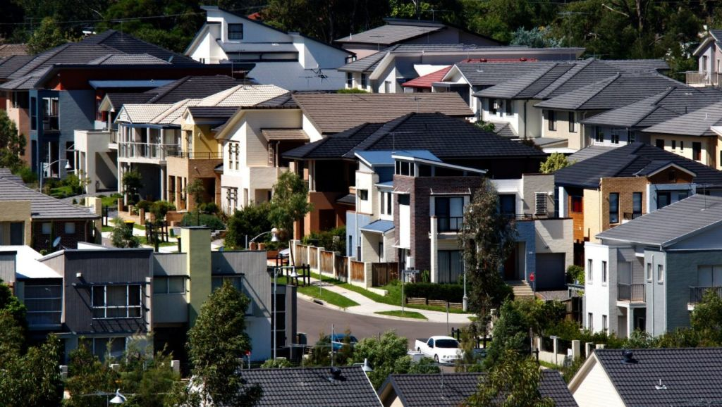 It is estimated two million new homes will be built by 2050. Photo: Rob Homer