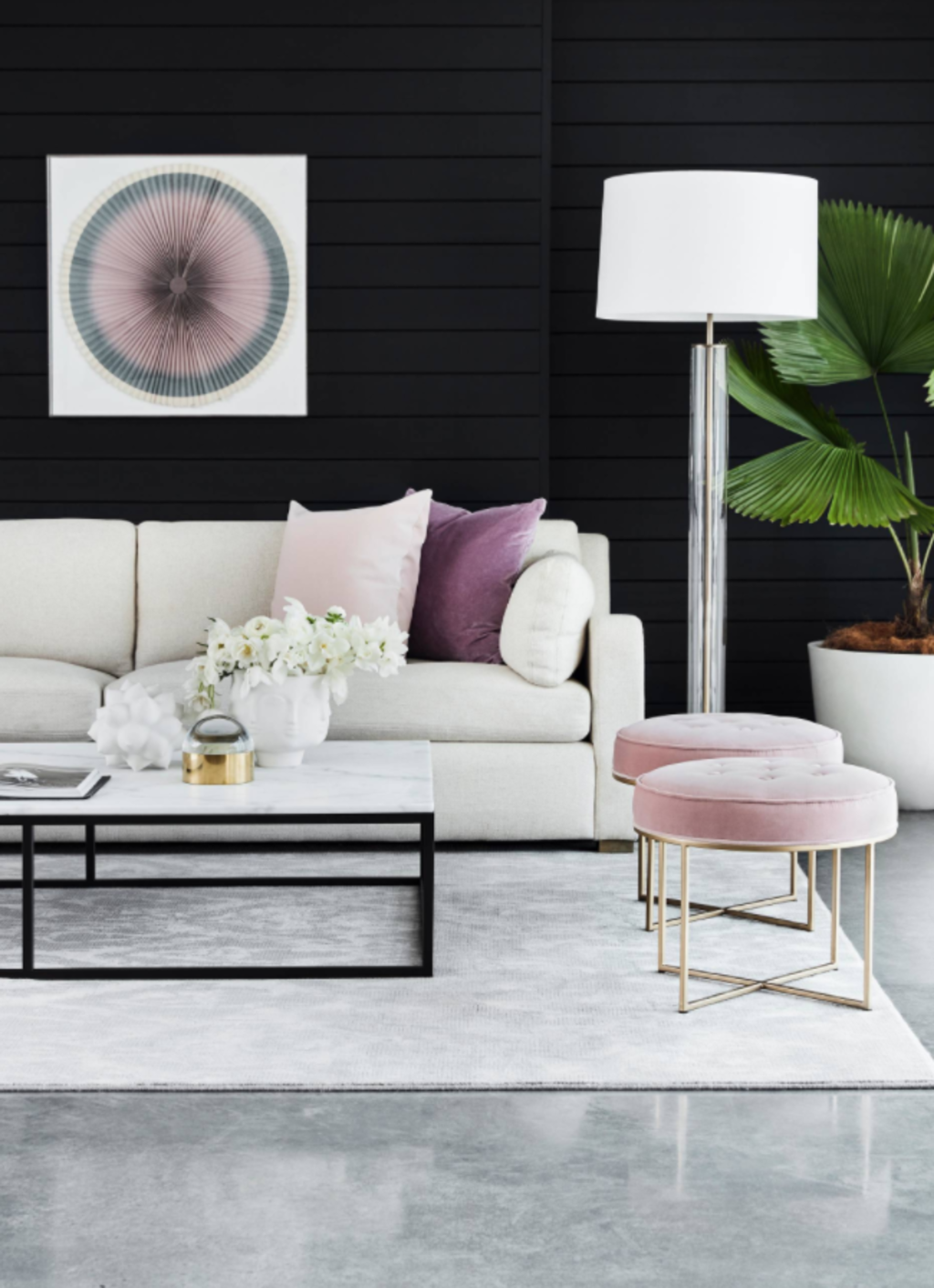 How To Create A Balanced Colour Scheme In Your Home According To An Interior Designer