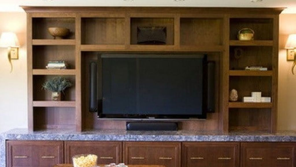 Large and bulky entertainment units were all the rage in the early 2000s. Photo: Remove and Replace