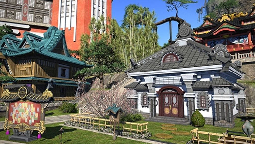 The developers of video game Final Fantasy XIV: A Realm Reborn, had to introduce property restrictions to level the playing field for gamers. Photo: Final Fantasy XIV: A Realm Reborn.