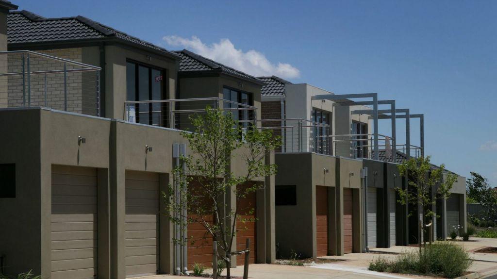 Zoran Solano advises buyers to stick with smaller boutique townhouse developments within 10 kilometres of the CBD. Photo: Ken Irwin