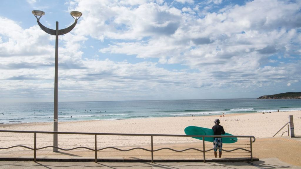 You already love Bondi, but in nearby Maroubra (pictured), the properties are cheaper and the scenery is still killer. Photo: Nic Walker