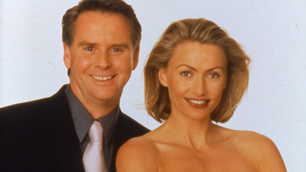 Buckley was host of Sale of the Century, with Glenn Ridge, through the 1990s.