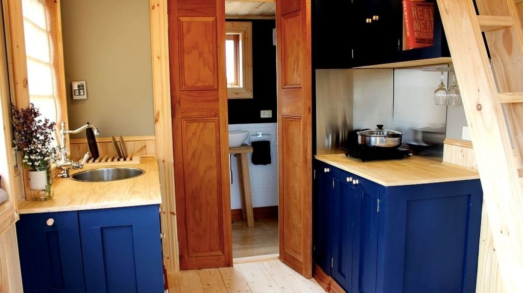 The tiny house movement has grown in popularity around the world. Photo: Kylie Bell / Wagonhaus