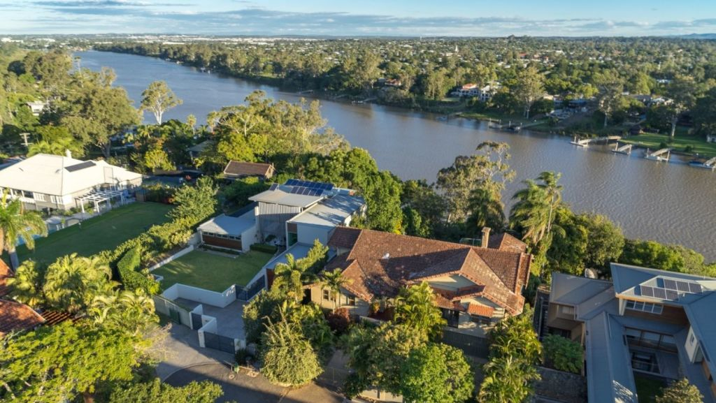 Alex Jordan, of McGrath Paddington, says living near the river at Indooroopilly has good feng shui relating to finances. Photo: Supplied