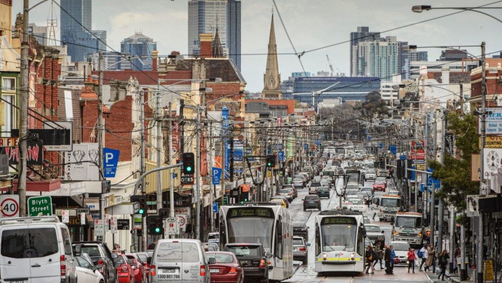 Melbourne's hospitality workers are being pushed out of the ares they work in, as rents become more unaffordable, a report has shown. Photo: Vince Caligiuri