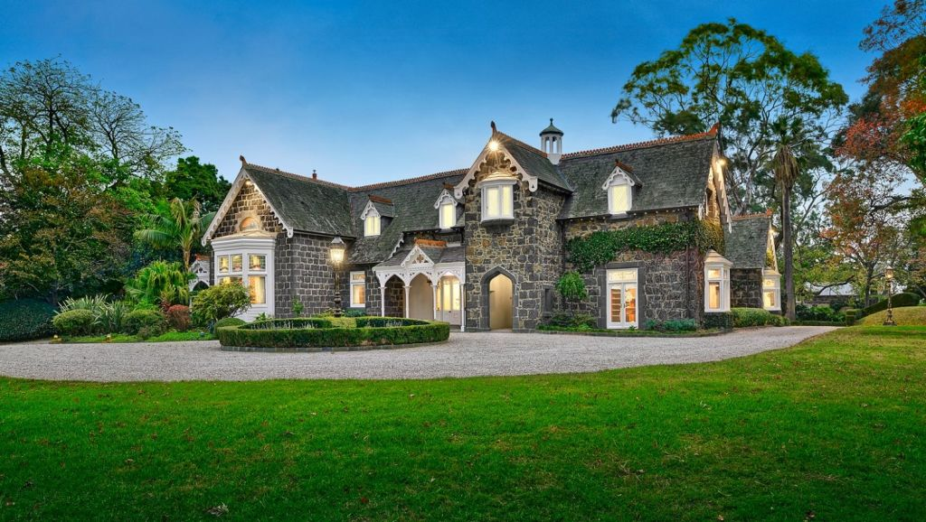 Ahmed Fahour paid $22 million for the estate in 2013. Photo: Marshall White