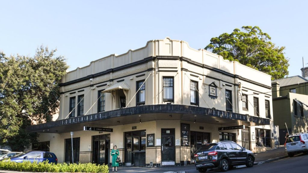 While Cr Cavanagh labelled rumours of the site being turned into apartments as 'nonsense', he said council currently couldn't do anything to stop the sale of the pub as a residential or commercial property.