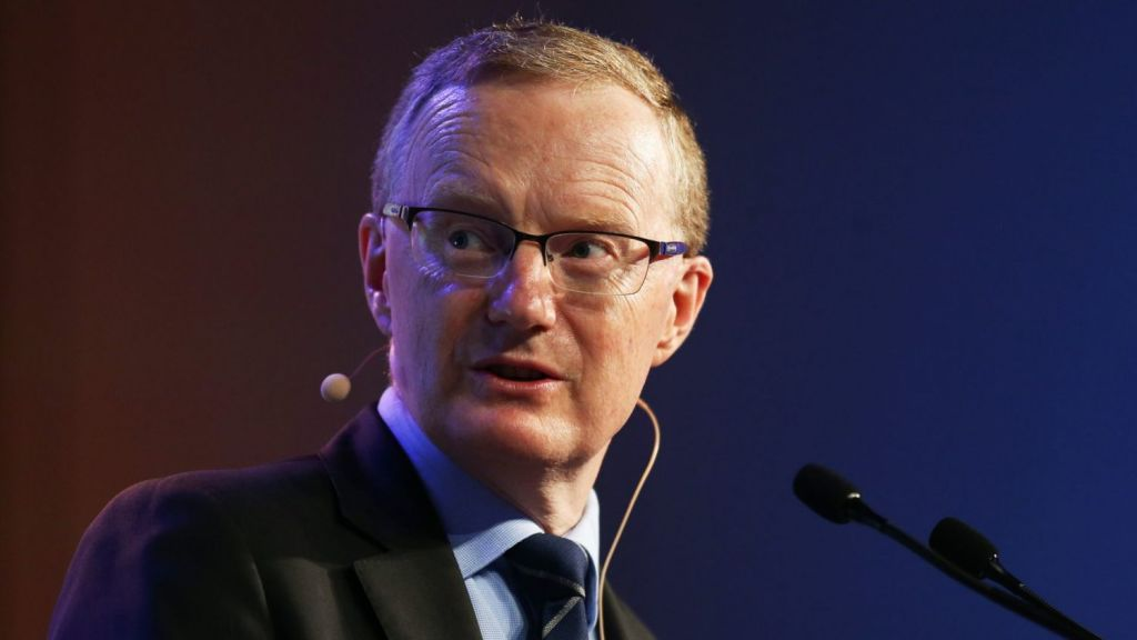 Economists predict an extended wait before RBA governor Philip Lowe oversees any interest rate movement. Photo: Brendon Thorne