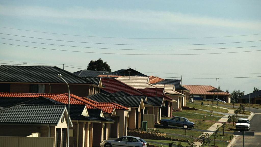 More than two thirds of female homeowners are concerned that a minimum interest rate rise could leave them in hot water, a new survey shows. Photo: Virginia Star