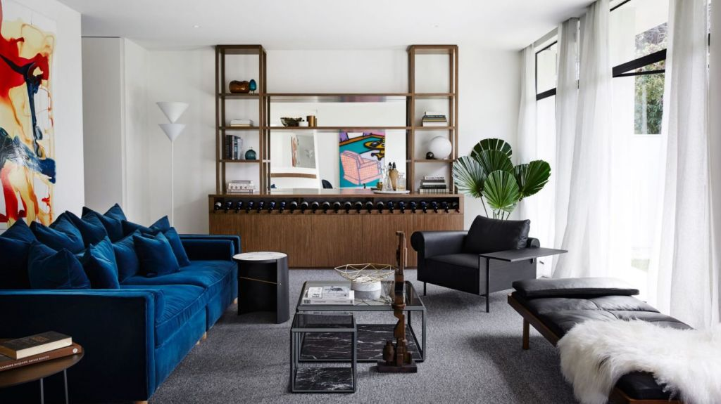 A range of the most common interior design terms, so you too can sound like a know-it-all at dinner parties. Photo: Sharyn Cairns for Mim Design Studio