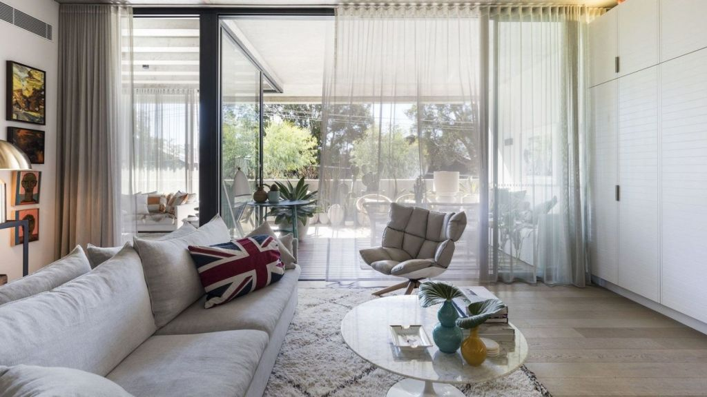 How to make more space when you don't have much of it. Photo: Domain listing