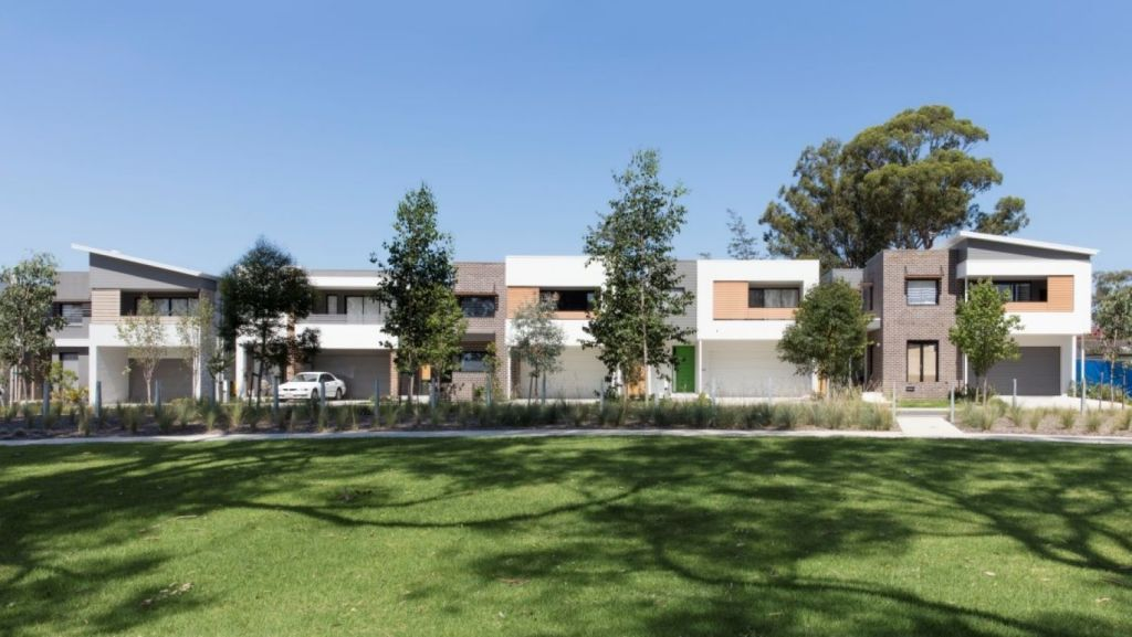 Developer Frasers Property says people are at the heart of everything they do including at their new 850-home Fairwater estate in Blacktown. Photo: Supplied.