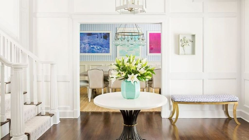Try and meet three interior designers before deciding who is best for your project. Photo: Courtesy of Christine Markatos Design