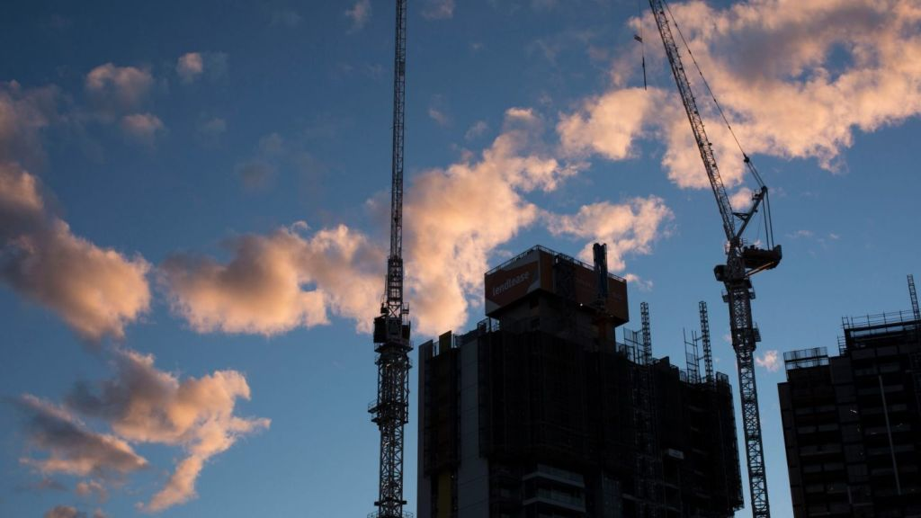 Apartments build specifically to be rented at an affordable price are on their way to Australian cities. Photo: Dominic Lorrimer