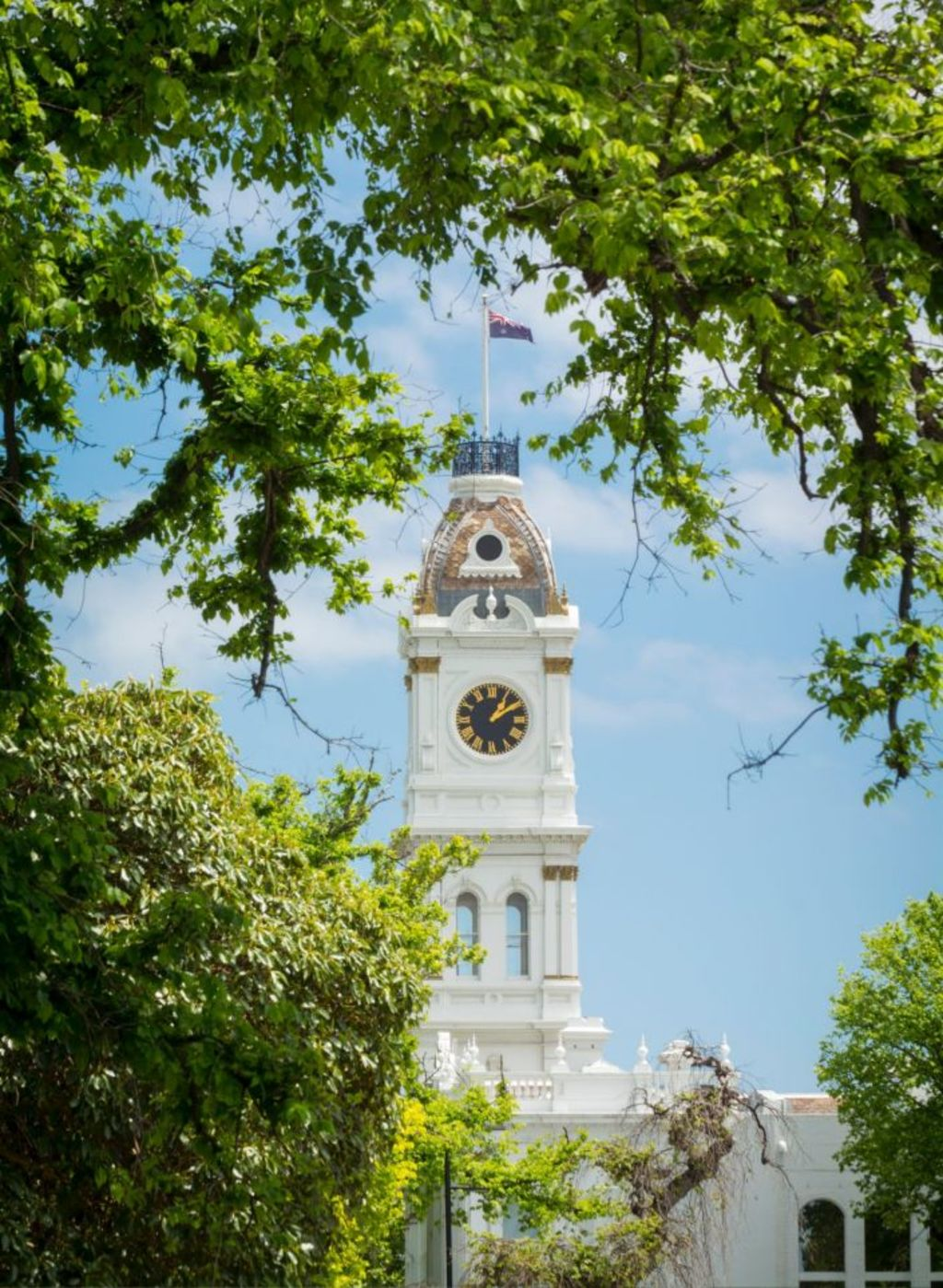 The suburb of Malvern is characterised by its beautiful architecture, like  Malvern Town Hall. Photo: Michael Rayner