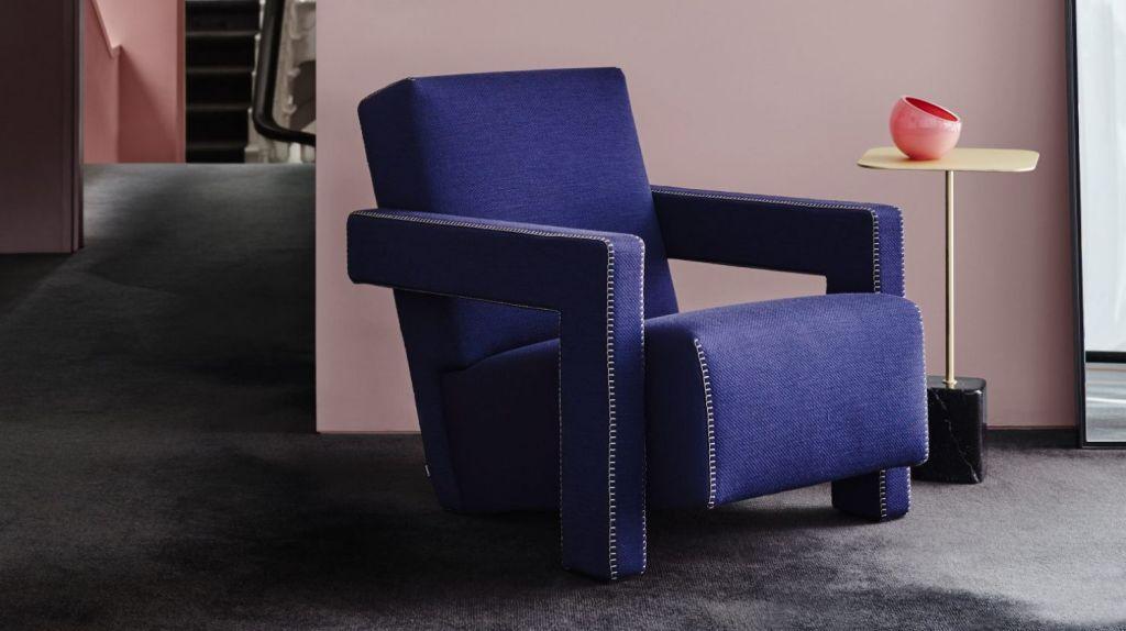 637 Utrecht Armchair from Space Furniture. Photo: Lisa Cohen. Styling: Bree Leech