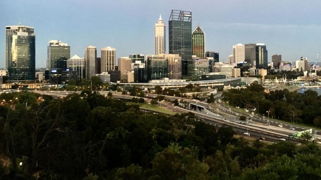 Perth's rental market is starting to show signs of improvement, according to Domain Group's quarterly rental report. Photo: Kate Hedley