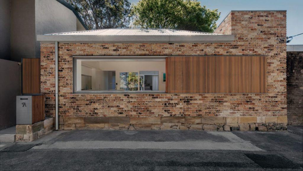 Anita Panov and Andrew Scott, of Sydney practice Panovscott, reinvigorated the space. Photo: Murray Fredericks