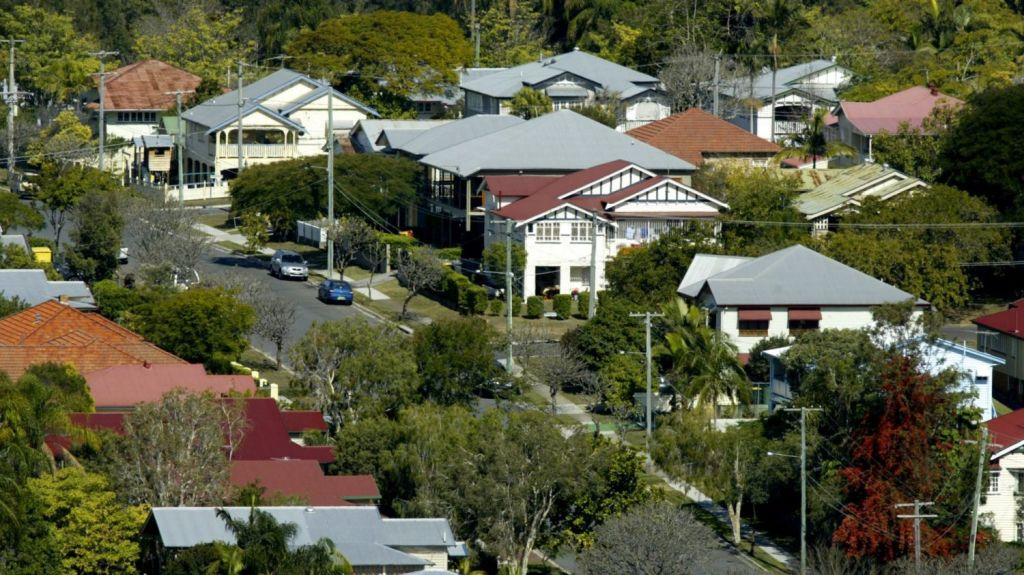 Brisbane's highest-yielding suburb for houses is Ellen Grove, in the south-western outskirts. Photo: Glenn Hunt