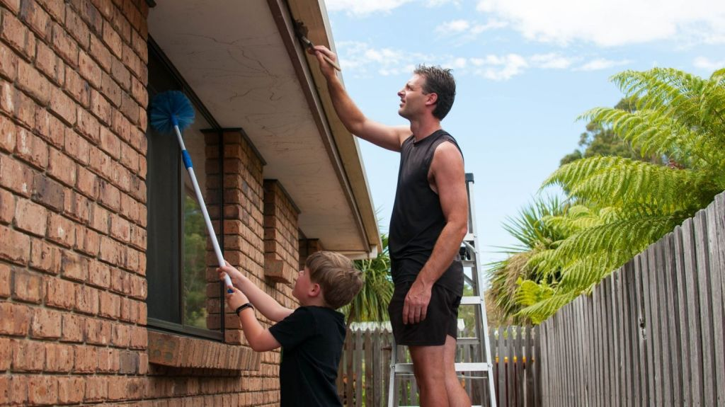 If the smaller tasks like painting and repairs aren't done, major changes won't have a big impact. Photo: iStock