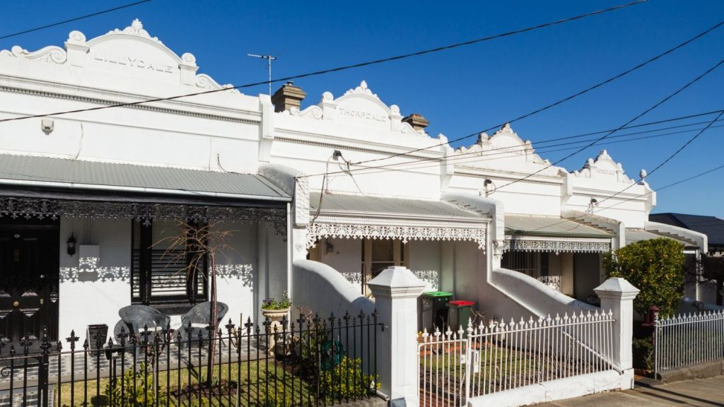Victoria's rental reforms could drive landlords to sell their properties, or turn to short-term leasing, real estate lobby groups say. Photo: Greg Briggs